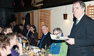 Toespraak burgemeester Verkerk bij Fairtrade ontbijt